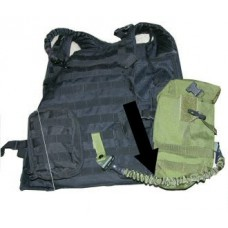 Elastic Weapon Catch, Molle